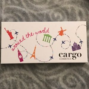 Cargo around the world palette
